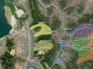 Salt Lake City Water Supply