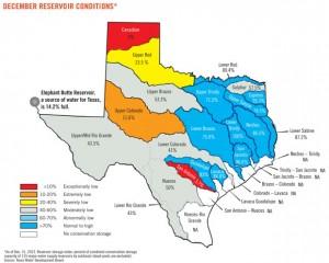 Texas Aquifer Map
