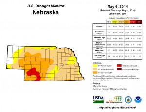 Nebraska Drought