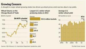 Wheat Prices