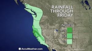 CA Weather Forecast 12-12-14