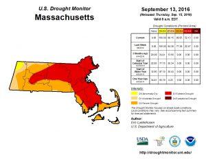 MA Drought Monitor 9-13-16